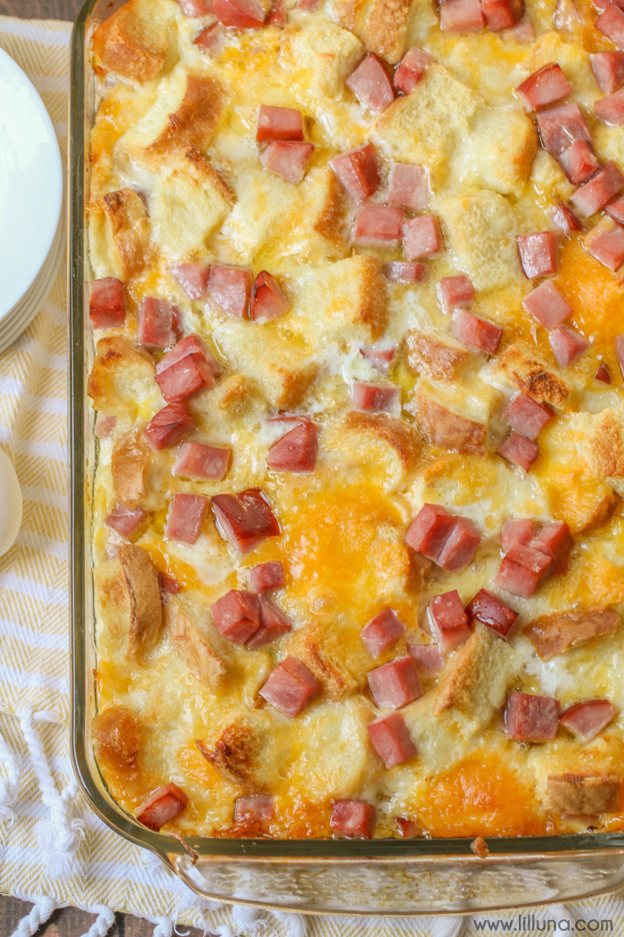 52 Easy Breakfast Casserole Recipes - Egg Casserole Recipe