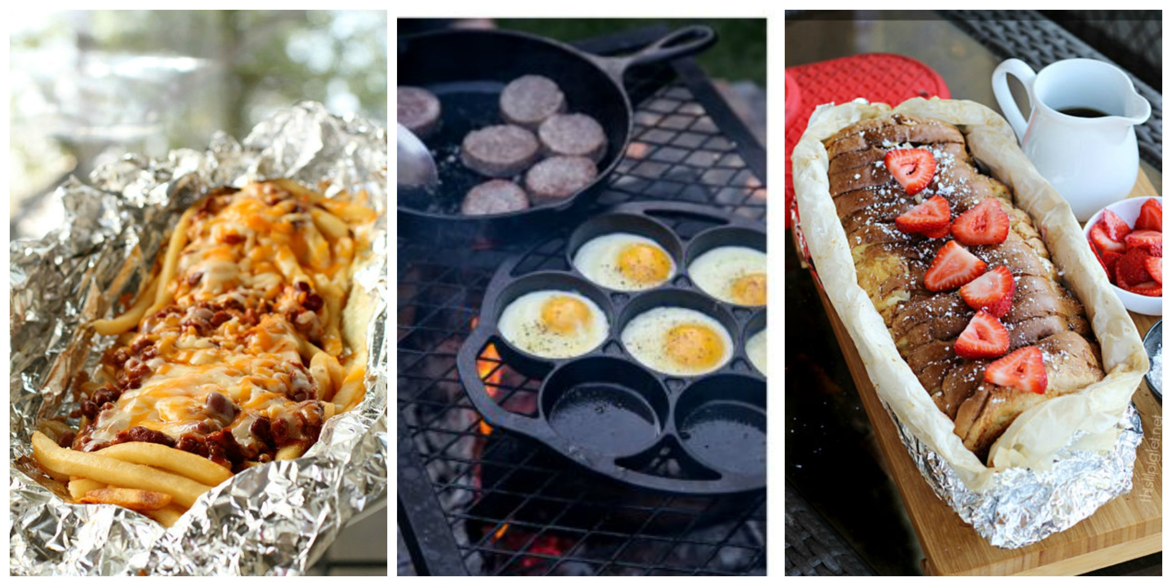 camping food ideas simple the image kid