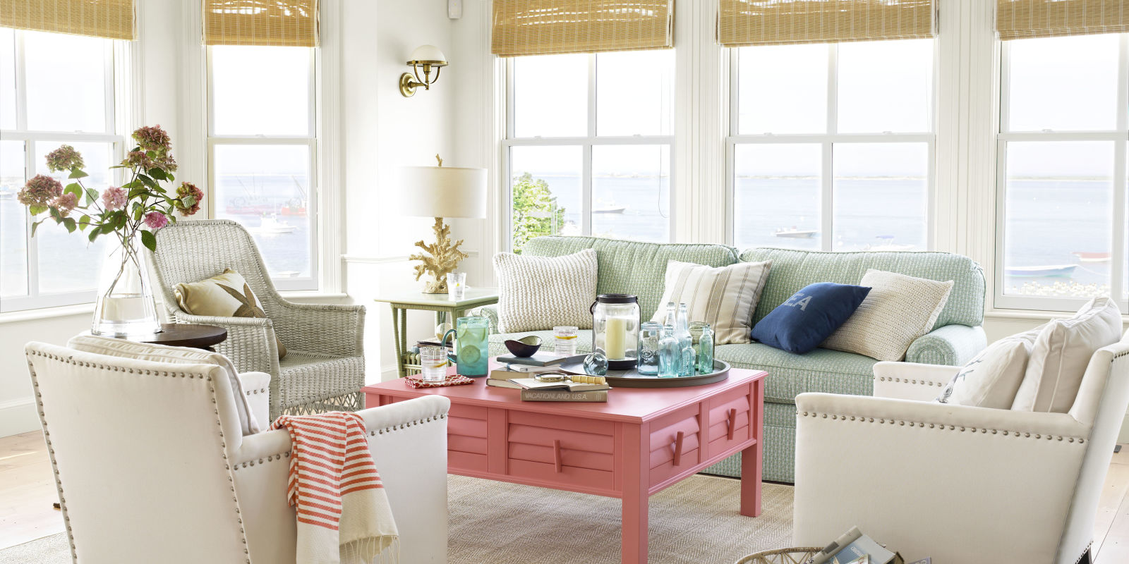 Beach Decor Ideas 40 Beach House Decorating  Beach Home Decor Ideas