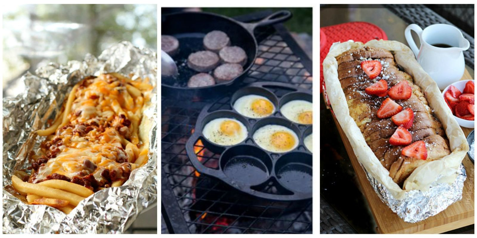 Countryliving Food Drinks G Campfire Recipes