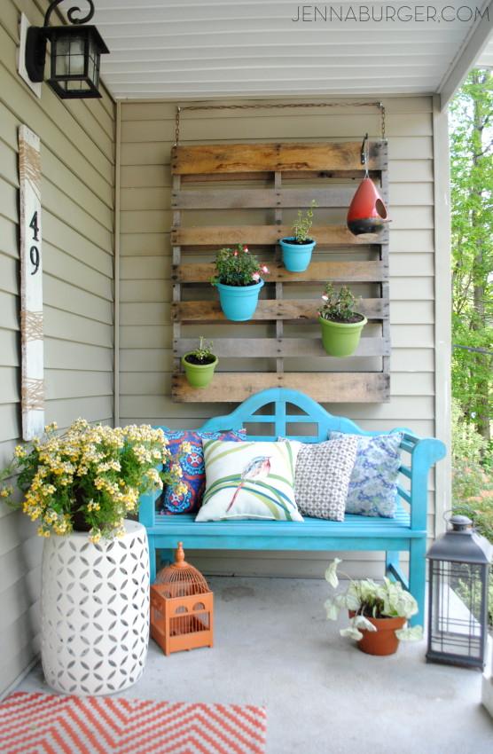 diy porch décor - diy outdoor décor