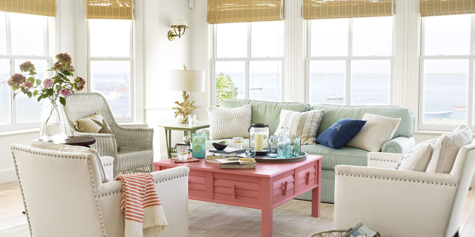 38 beach house decorating beach home decor ideas - Easy Interior Decorating Ideas