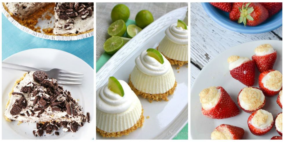 Easy desserts recipes for summer