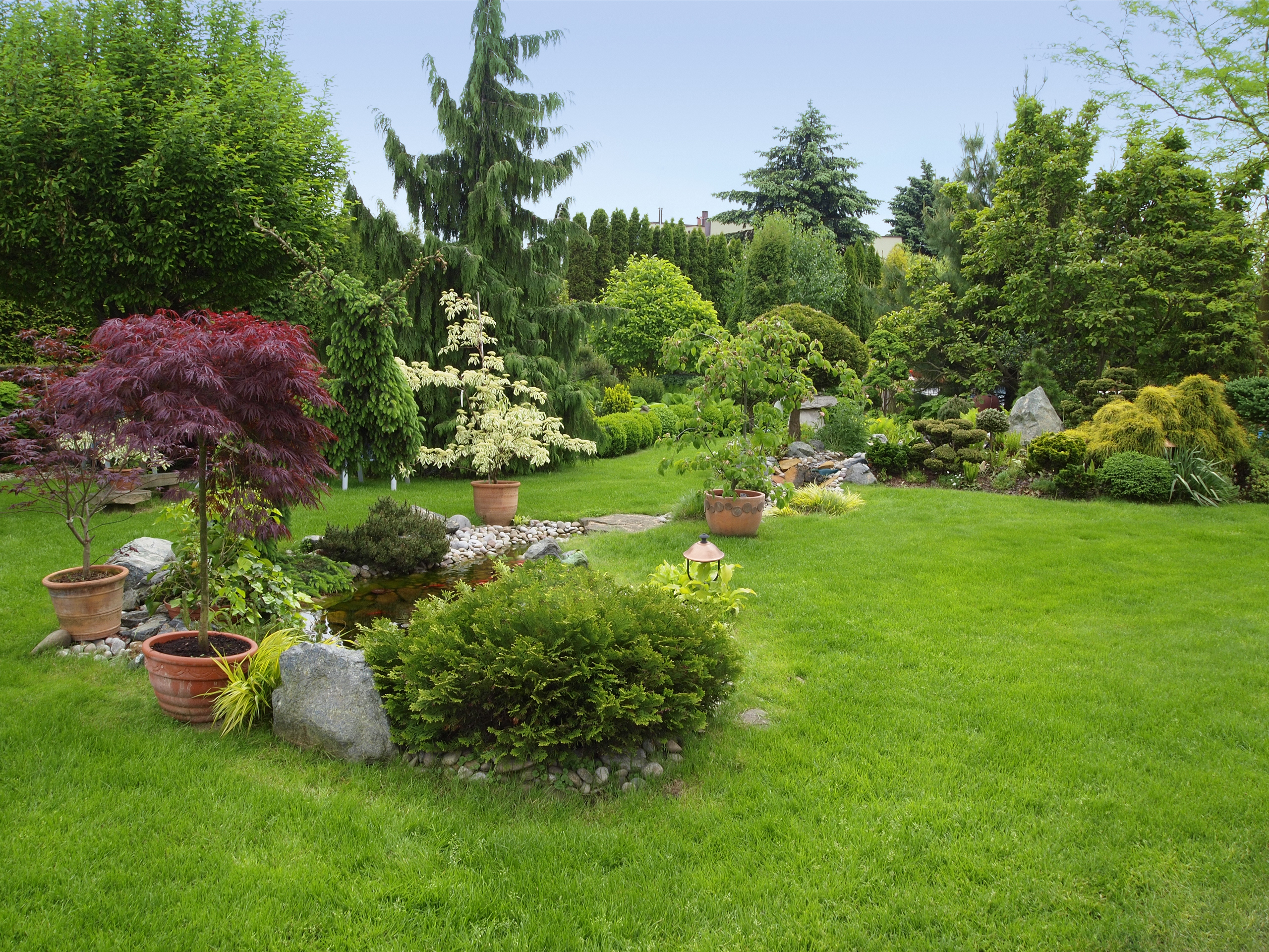 40 Front Yard and Backyard Landscaping Ideas - Landscaping Designs