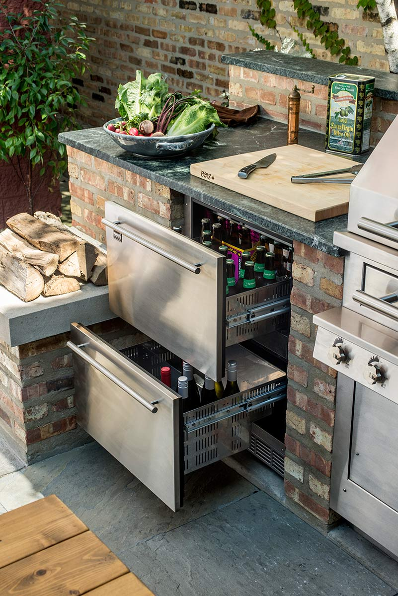 Attractive 15 Best Outdoor Kitchen Ideas And Designs   Pictures Of Beautiful Outdoor  Kitchens