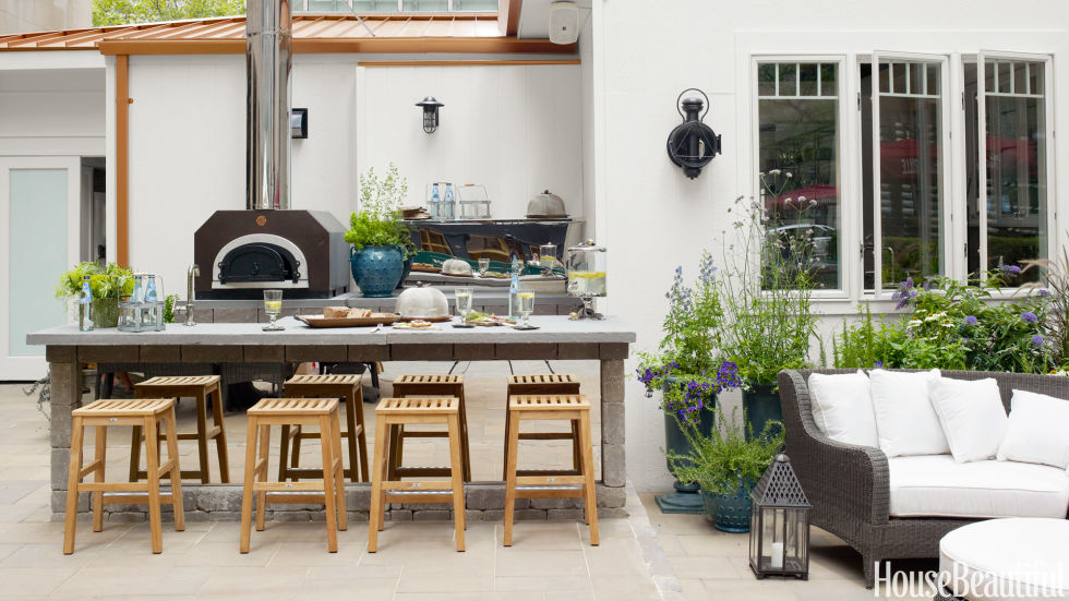 Great 15 Best Outdoor Kitchen Ideas And Designs   Pictures Of Beautiful Outdoor  Kitchens