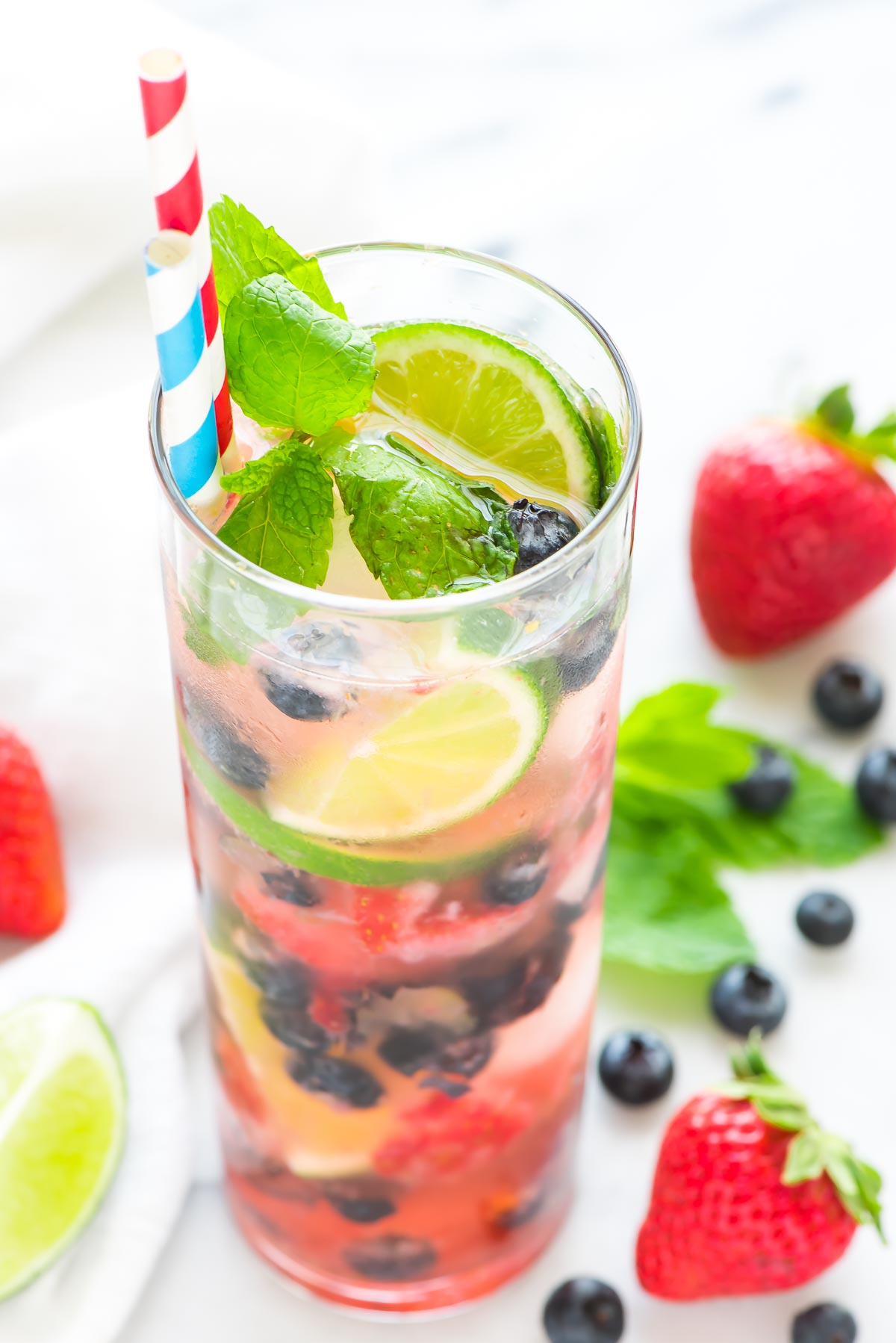 29 Easy 4th of July Cocktails - Alcoholic Drink Recipes for Fourth ...