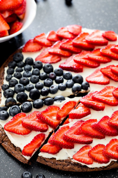 Easy 4th of july dessert recipe