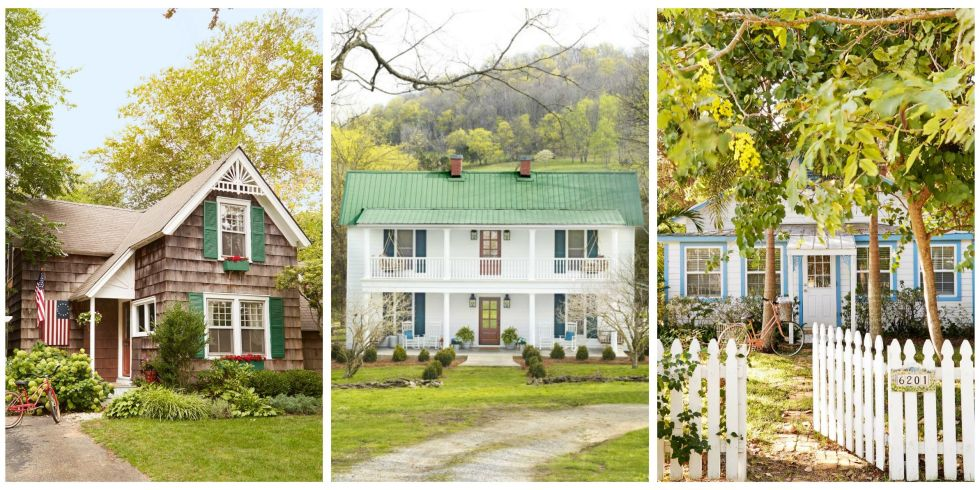 45 ways to add serious curb appeal to your home - Home Exterior Design Ideas