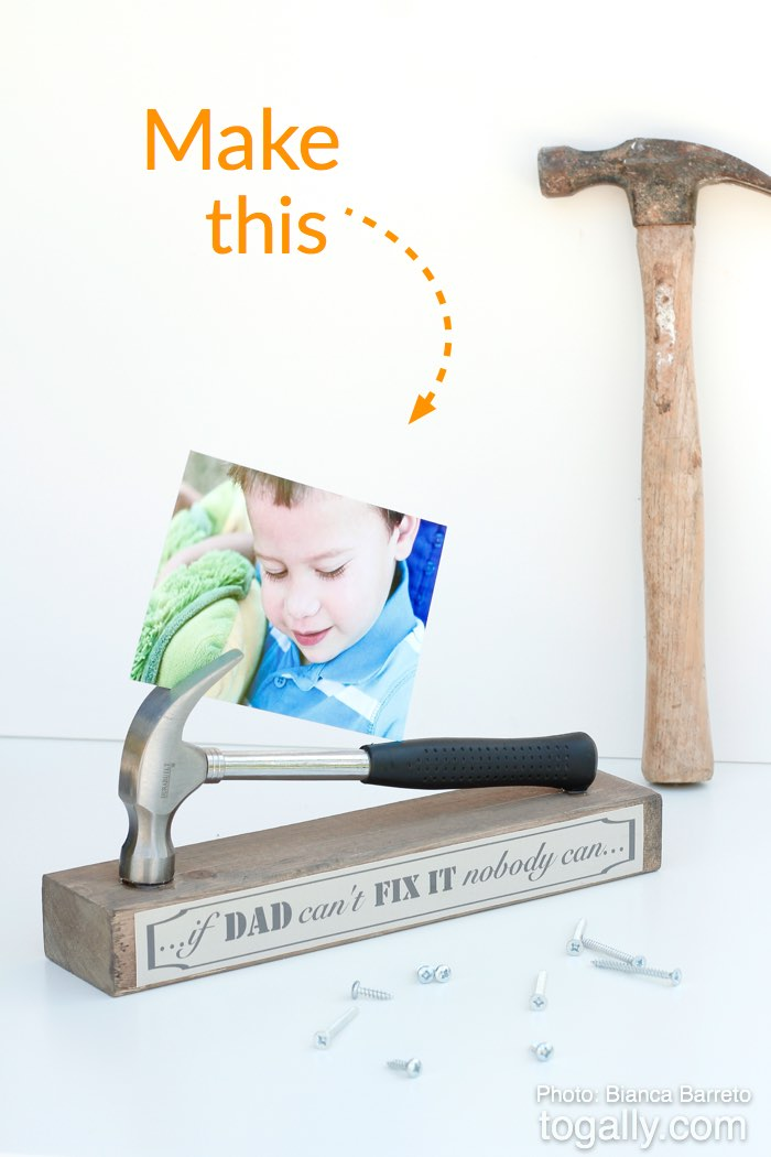25 DIY Fathers Day Gifts & Crafts - Homemade Ideas for Father's ...