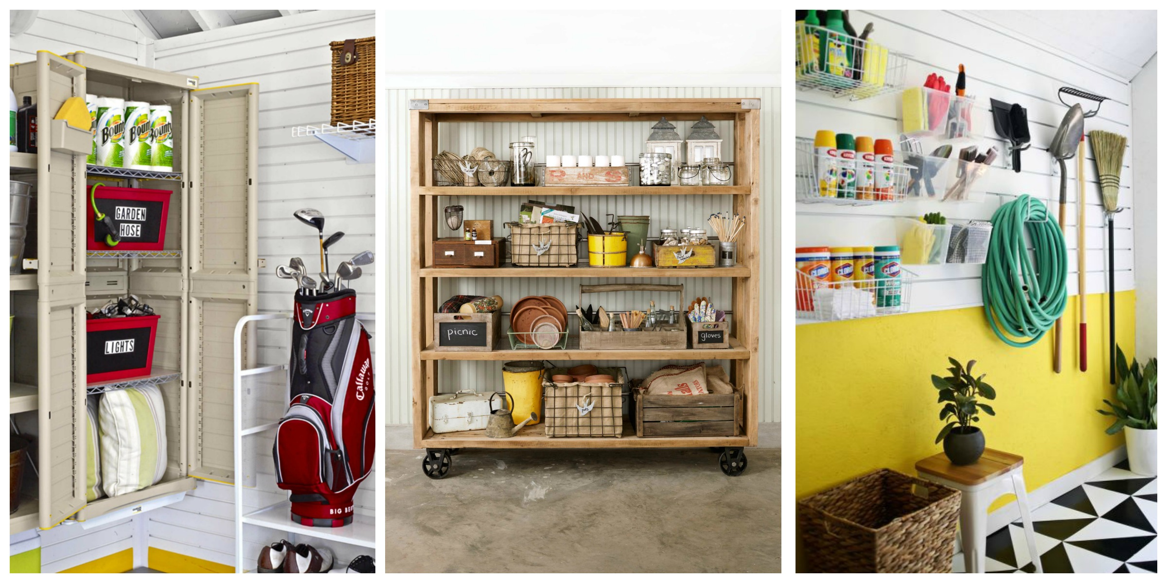 14 Of The Best Garage Organization Ideas On Pinterest