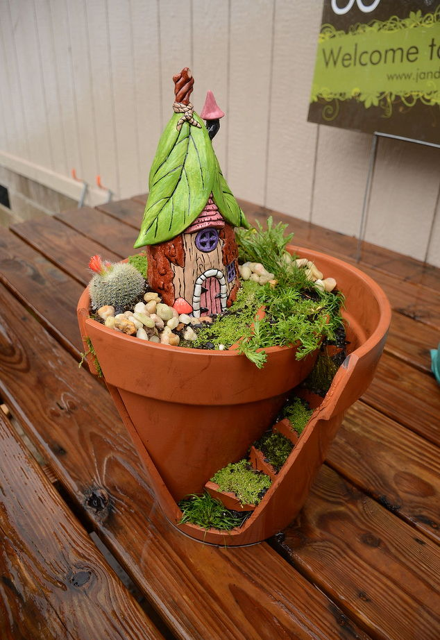 Ideas For Fairy Gardens best 25 miniature fairy gardens ideas on pinterest 12 Diy Fairy Garden Ideas How To Make A Miniature Fairy Garden