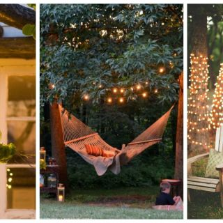 light up those summer nights - Beautiful Garden Plans