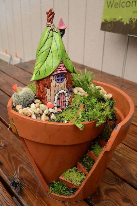 16 Genius Garden Hacks That Turn Trash Into Treasure - How ... - photo#12