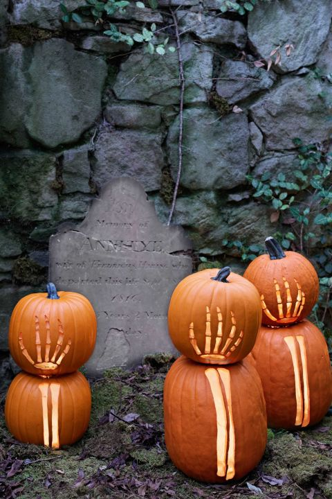 Pumpkin carving ideas cool patterns and designs for