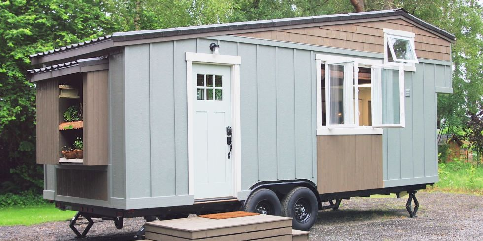 Matthew Impola Handcrafted Tiny House Tiny House Design Ideas