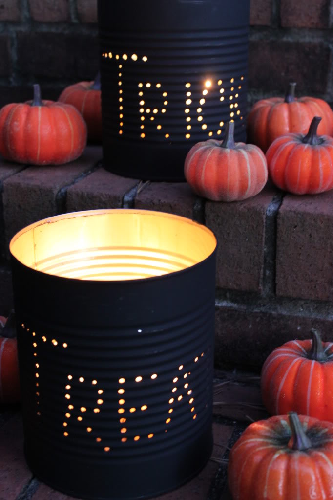 40 easy diy halloween decorations homemade do it yourself halloween decor ideas - Diy Outdoor Halloween Decorations