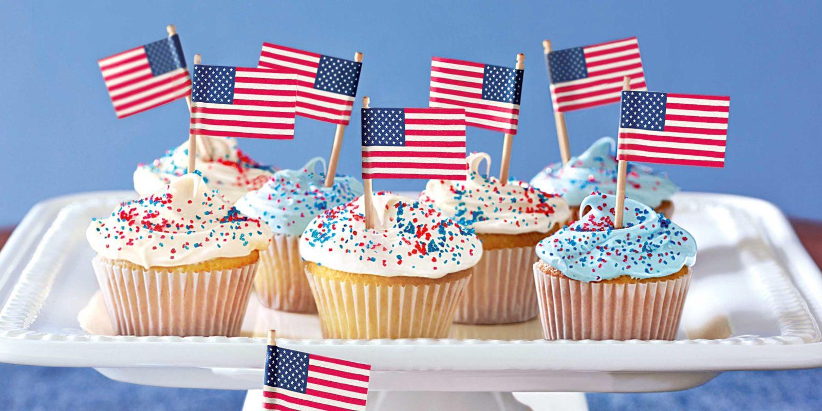 Patriotic Cake Decorating Ideas
