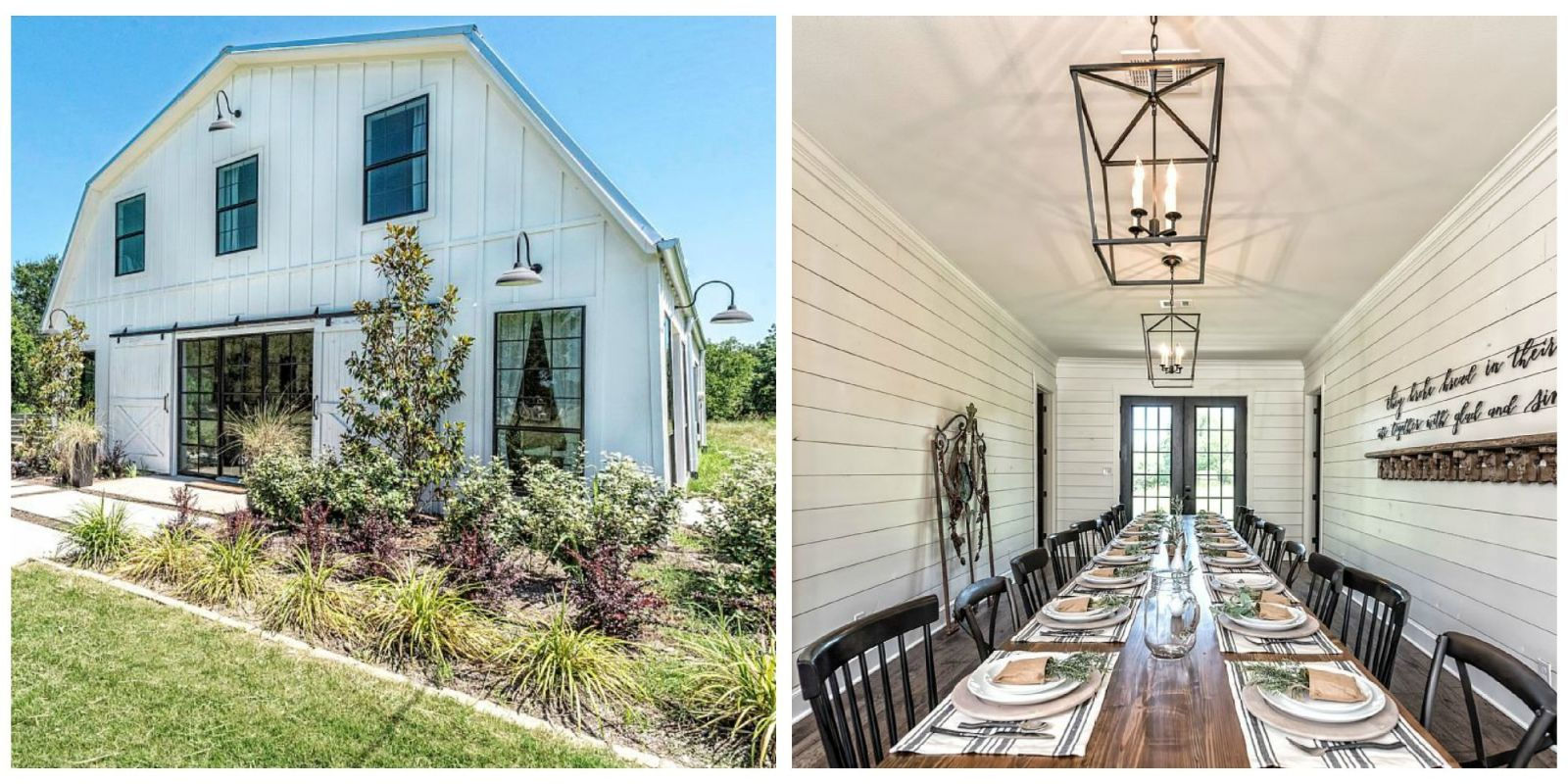 This Barndominium From Fixer Upper is Now Available to Rent — Waco Texas Home Rentals