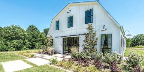 This Barndominium From Fixer Upper Is Now Available To
