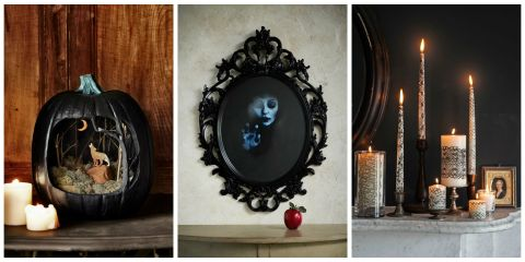 Halloween Decorating Ideas for 2017 - Best Indoor and Outdoor Halloween  Decorations