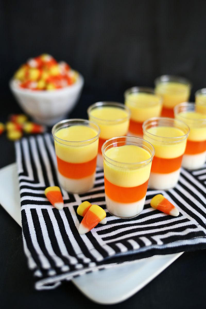 20 easy halloween jello shots ideas recipes for halloween jelly shot ideas - Halloween Shooters Cocktails