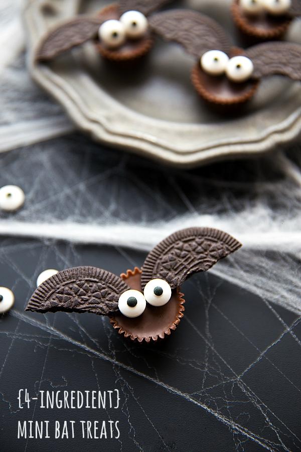 31 halloween snacks for kids recipes for childrens halloween snack foods - Easy Halloween Baking