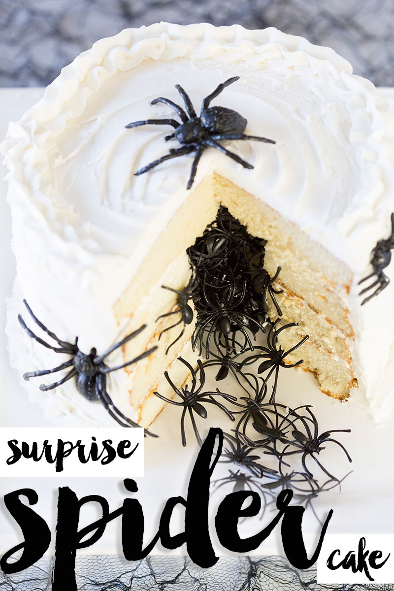 60 Easy Halloween Cakes - Recipes and Halloween Cake Decorating Ideas