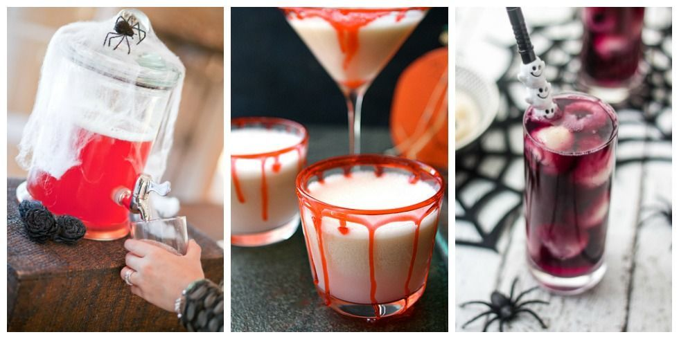 21 photos - Spiked Halloween Punch Recipes