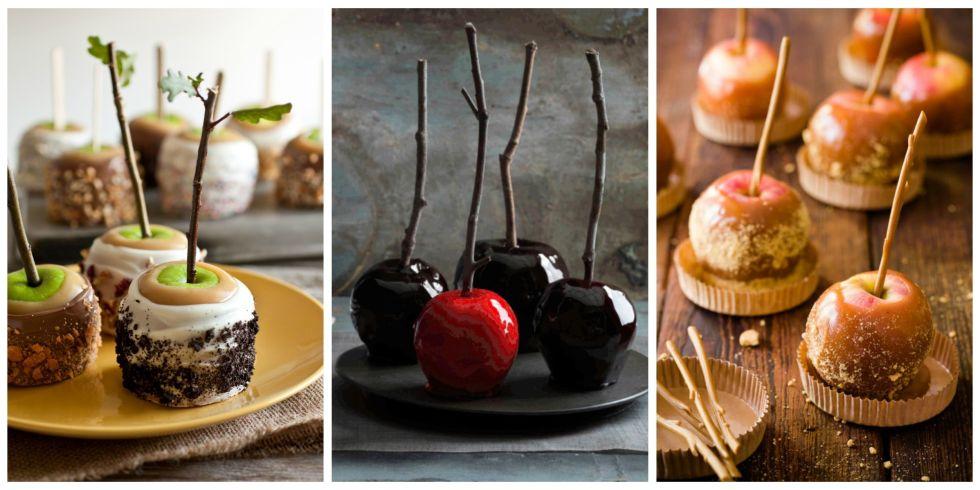 18 photos - Caramel Apple Ideas Halloween
