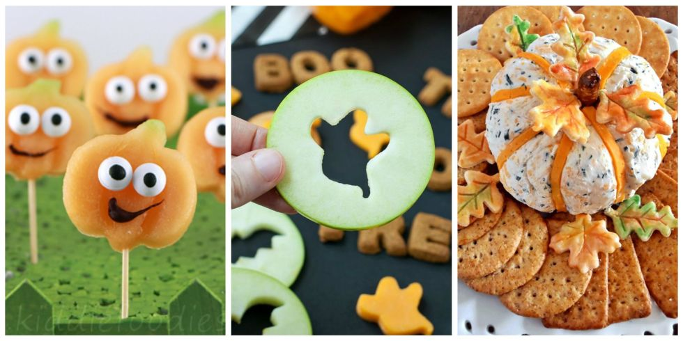 21 photos - Easy Halloween Appetizer Recipes With Pictures