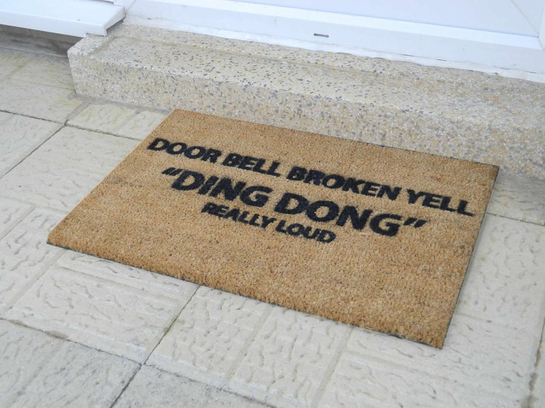 Funny Doormats Funny Welcome Mats