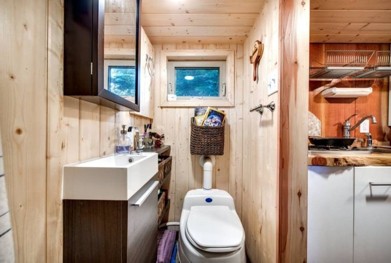 Tiny House Storage Space Storage Space for Tiny House