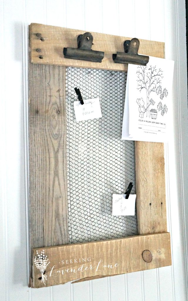 - 22 DIY Reclaimed Wood Projects - Crafts With Repurposed Wood Ideas