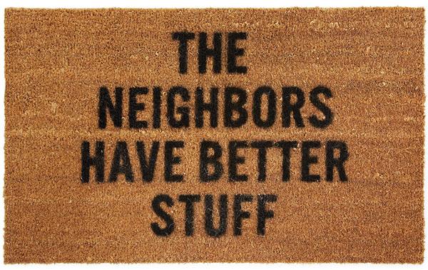 ... Rude Funny Doormat By Gooddoormats On Etsy · Amazing ...