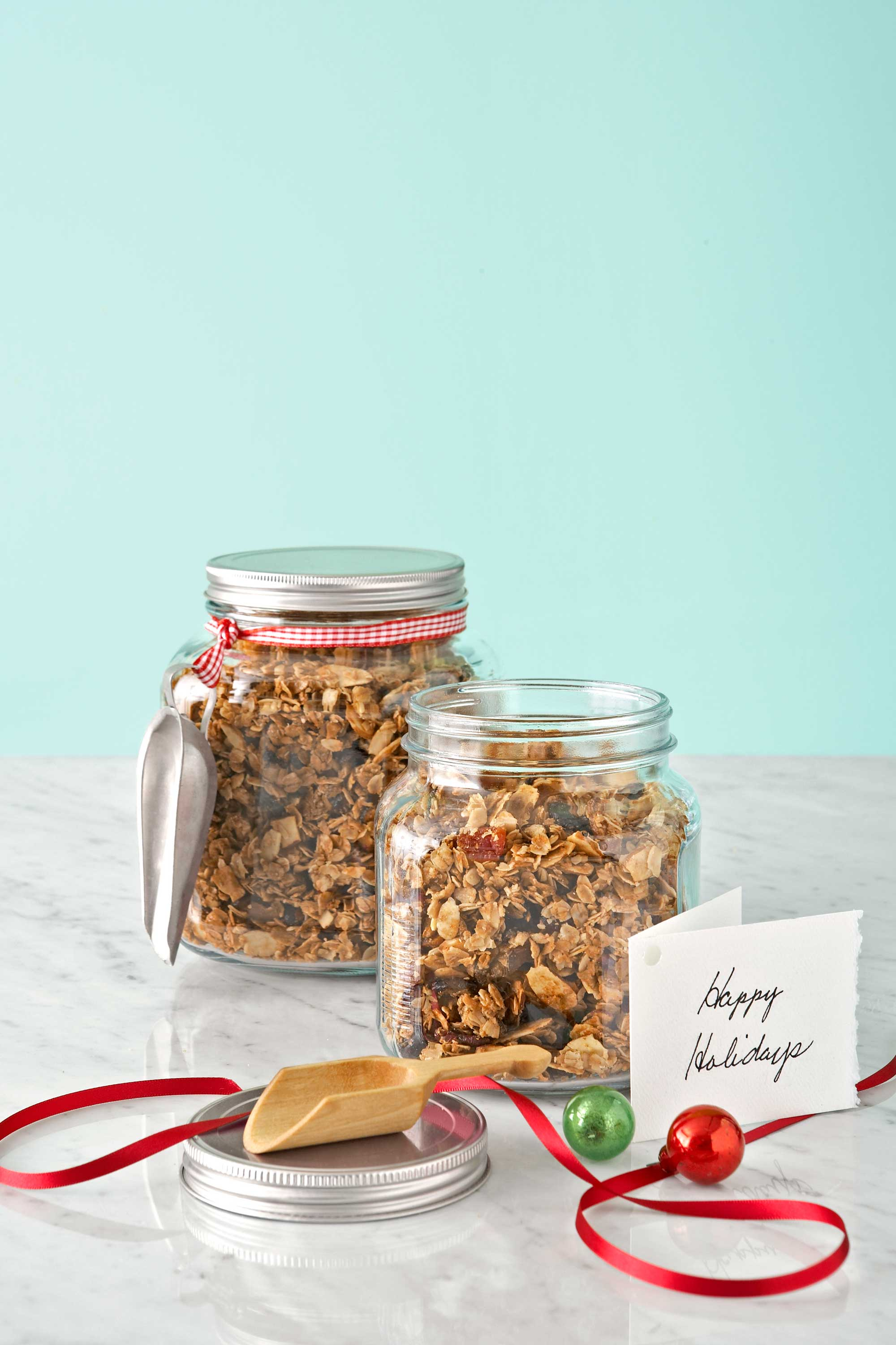 36 Homemade Christmas Food Gifts - Edible Holiday Gift IdeasHandmade Christmas Gifts