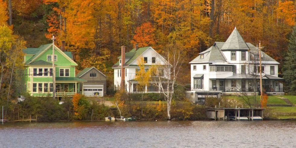 Best Fall Foliage Small Towns In America Leaf Peeping Destinations - 8 best places in the us to watch fall foliage