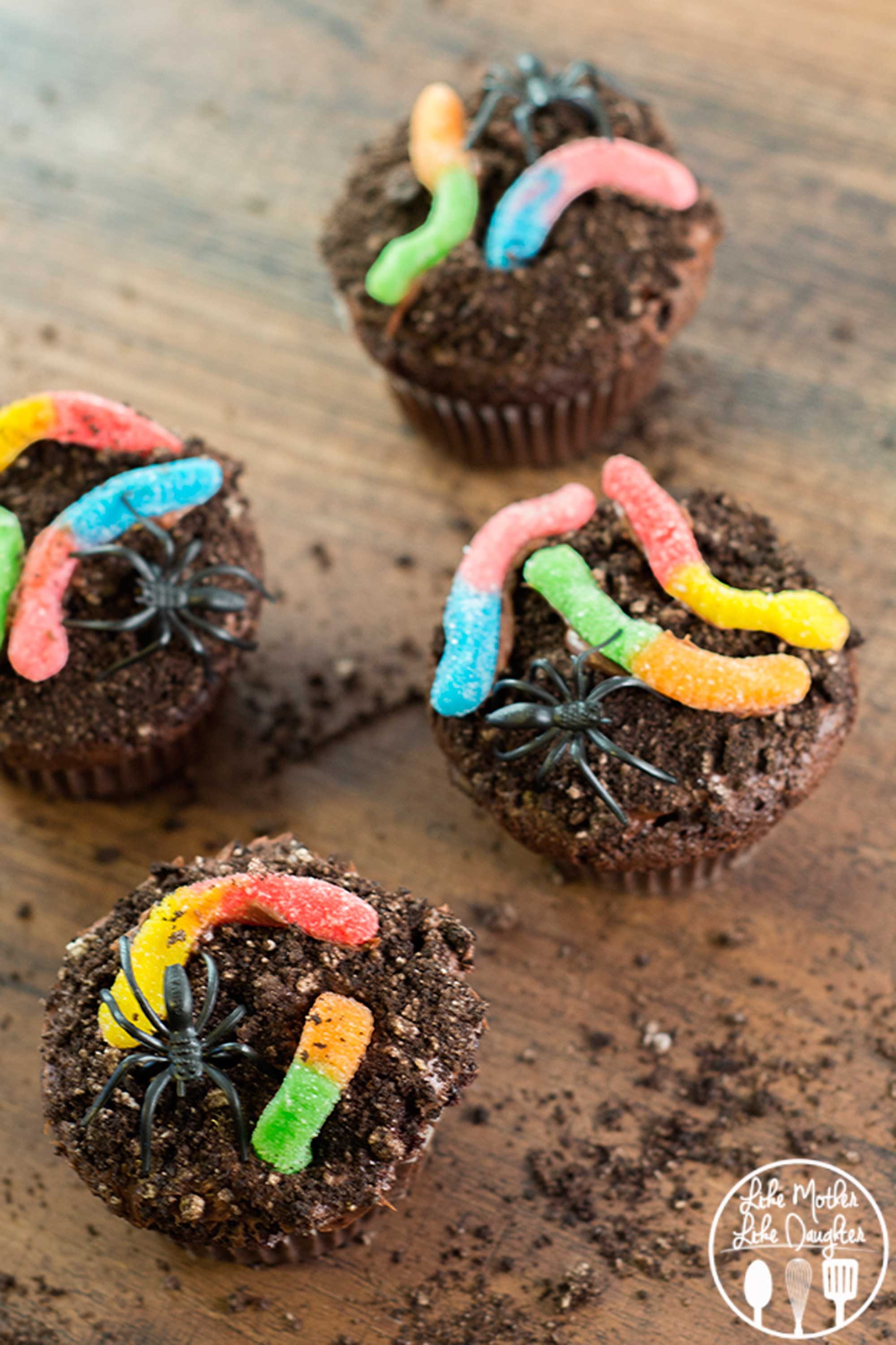 30 halloween cupcake ideas easy recipes for cute halloween cupcakes - Cupcake Decorations For Halloween