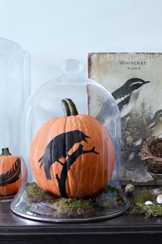 57 Easy Painted Pumpkins Ideas - No Carve Halloween Pumpkin ...