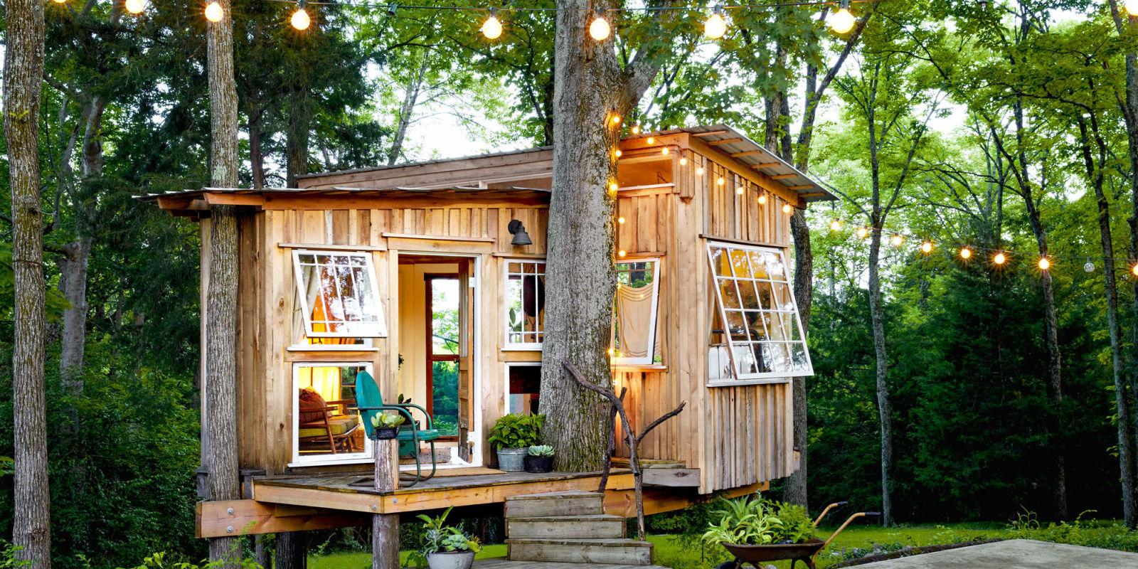 Tree House Photos Nashville Treehouse Nashville Tiny House