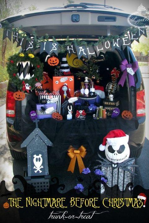 10 Best Trunk or Treat Ideas — Fun Halloween Trunk or Treat ...
