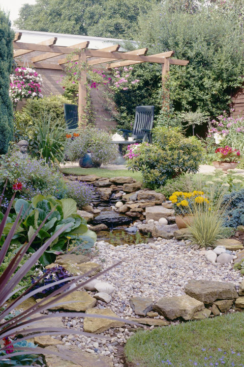 i mention soil last but it is always the most important part of creating a healthy garden before planting combine small rocks a layer of sand use a few