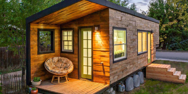 Tiny House Residents What its Really Like to Downsize