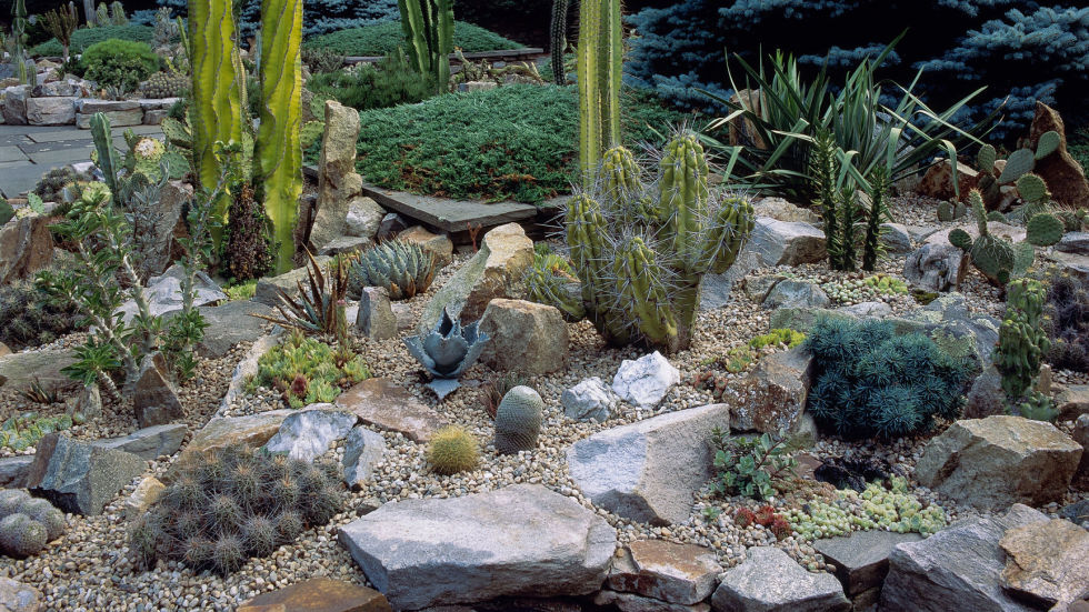 3 map it out - Garden Ideas Using Stones