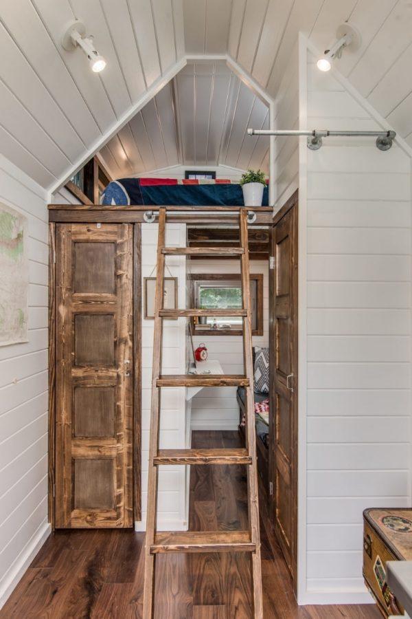 Tiny House this tiny farmhouse will make you want to downsize asap - cedar