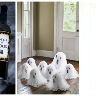 give your home a devilish air with these easy halloween crafts - Diy Halloween Decorations For Kids