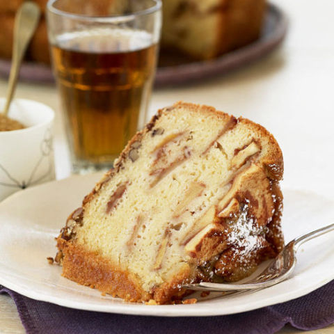Best Ever Apple Cake Country Living