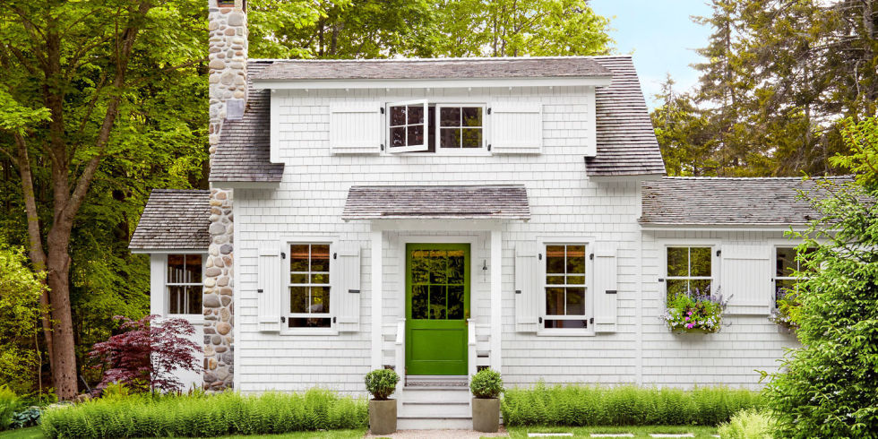 Fabulous Small Maine Cottage Small House In Maine Largest Home Design Picture Inspirations Pitcheantrous