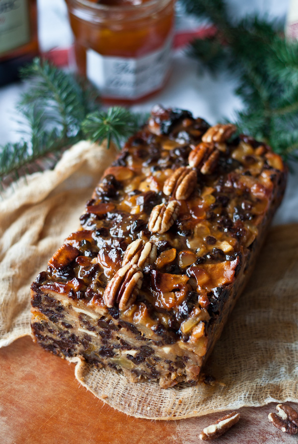Christmas recipes fruit cake