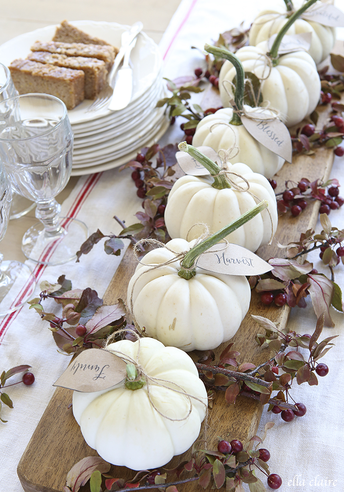 Centerpiece Ideas 35 fall table centerpieces - autumn centerpiece ideas